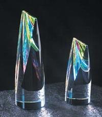 Rainbow Double Slant Cylinder