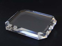 Beveled Paperweight