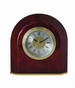 Piano Finish Beveled Arch Alarm Clock